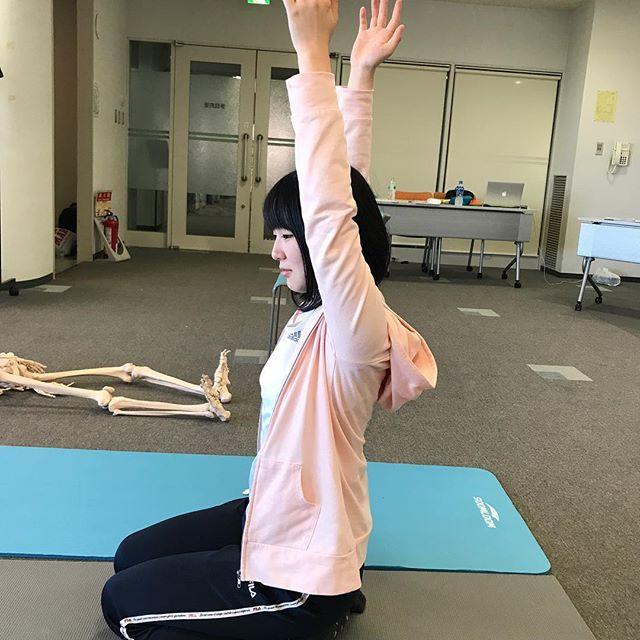 肩関節の可動域