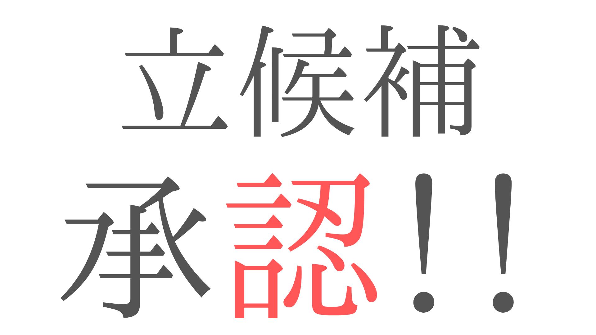 大塚が 神奈川理学療法士会の 理事選挙に 立候補してみました-4